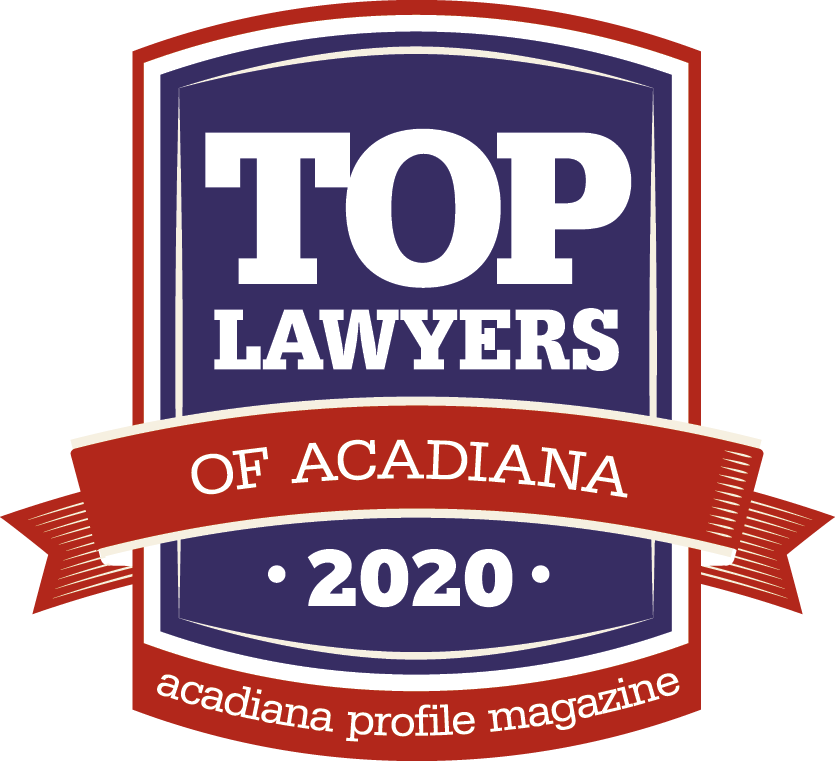 Acadiana Profile Top Lawyer 2020