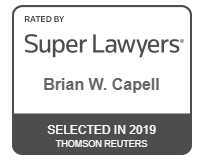 Brian Capell Super Lawyers