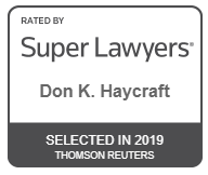 Don Haycraft Super Lawyers