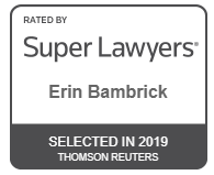 Erin Bambrick Super Lawyers