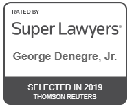 George Denegre Super Lawyers