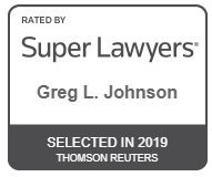 Greg Johnson Super Lawyers