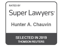 Hunter Chauvin Super Lawyers