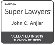 John Anjier Super Lawyers
