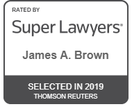 James Brown Super Lawyers