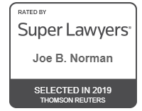 Joe Norman Super Lawyers