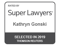 Kathryn Gonski Super Lawyers