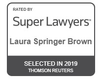 Laura Springer Brown Super Lawyers