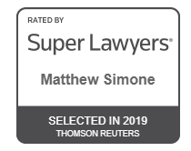 Matt Simone Super Lawyers