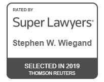 Stephen Wiegand Super Lawyers