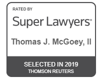 Tommy McGoey Super Lawyers