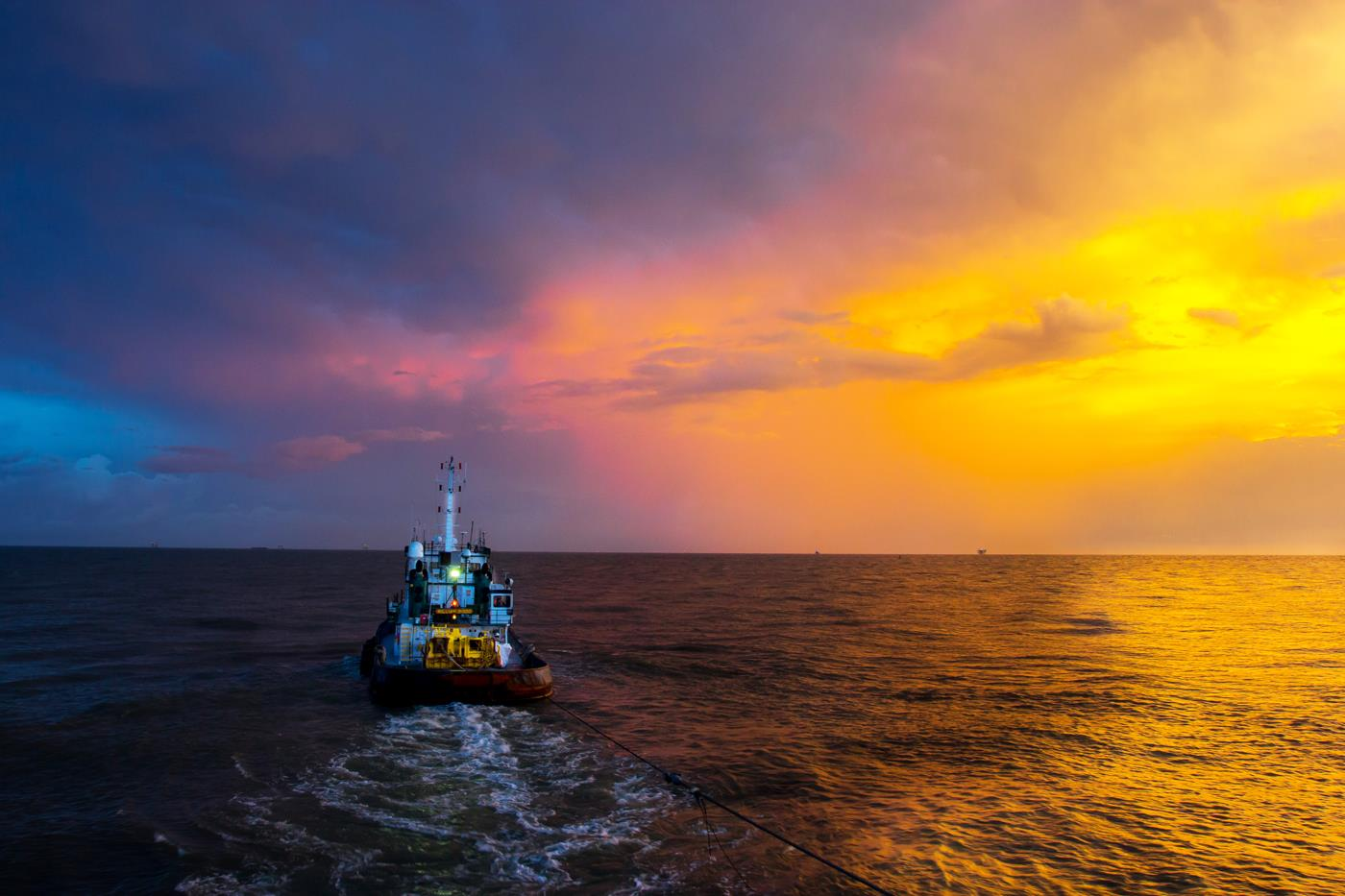 Offshore Energy Infrastructure Contractor