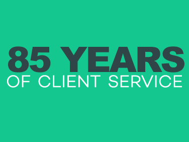 83 years of client service